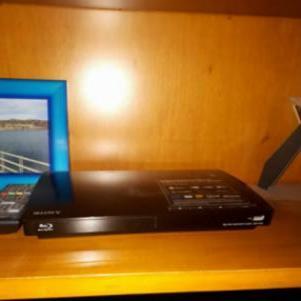 Sony Dvd-bluray player