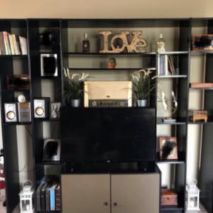 Σύνθετο-έπιπλο τηλεόρασης