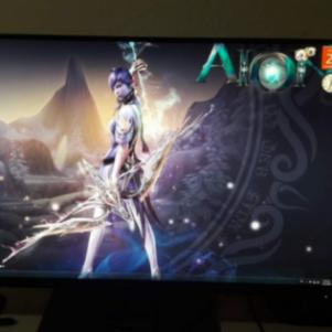 Gaming monitor Dell S2717DG