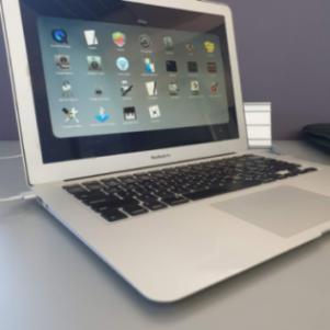 MacBook Air mid 2013, Intel i7, 8GB Ram, 128GB SSD