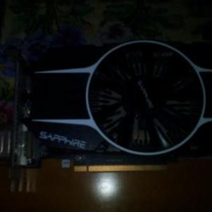 Sapphire Radeon r7 260x 1G GDDR5