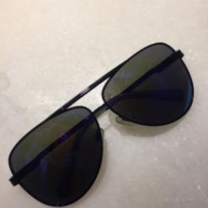 Lespecs γυαλια ηλιου blue mirror unisex