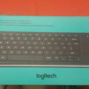Πληκτρολόγιο Logitech Illuminated Ασύρματο K830 + φλασάκι 64 gb