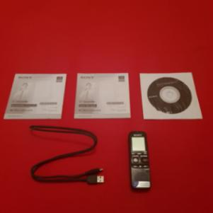 Sony Digital Flash Voice Recorder ICD-PX312 with Sound Organizer