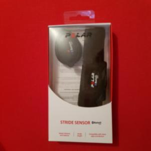 Polar Bluetooth Smart Stride Sensor with Polar H10 Bluetooth and