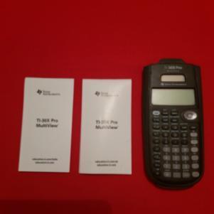 Texas Instruments TI-30X MultiView Four Line Advanced Scientific
