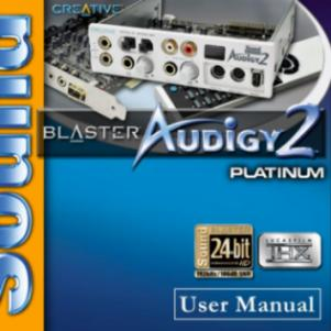 SB Audigy 2 Platinum