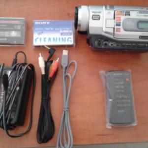 Sony TRV740E