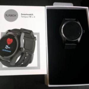 TURBOX Smartwatch Tempus HR + II