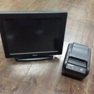 Posiflex touch screen terminal model:XT3215/Posiflex-PP-6900/PBM