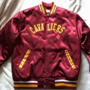 Cavaliers jacket