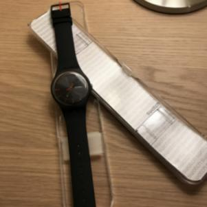 Swatch original ρολόι