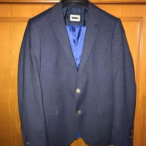 Μπλε σακάκι