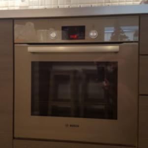 Εντοιχιζόμενος φούρνος Bosch