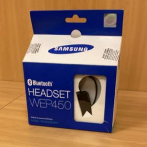 Samsung Bluetooth Headset WEP450