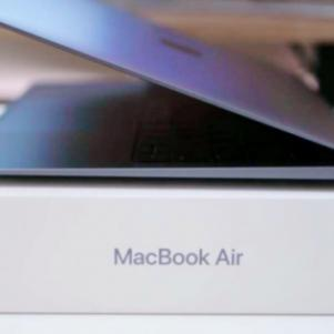 MacBook Air  Retina 13.3'' - Space Gray