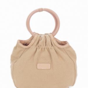 Τσάντα Longchamp Ύφασμα Δέρμα f7ca3e1303b