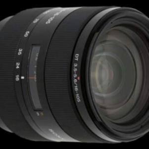 Sony sal 16-105mm f/3.5-5.6 DT