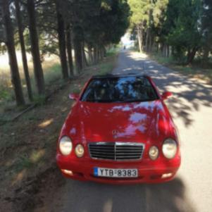 Mercedes Clk 200 Combreccor