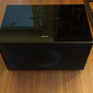 Geneva Model M iPod Docking Station Black