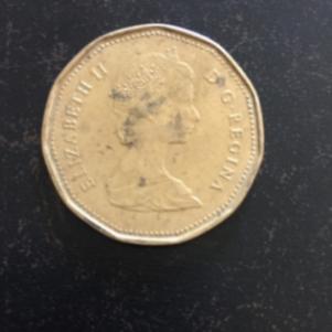 1 Dollar Canada