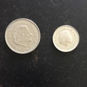 2 Ολλανδικά Νομίσματα