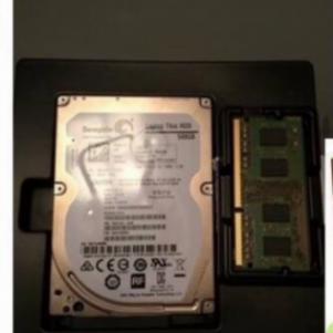 Seagate 500gb + ram 4gb