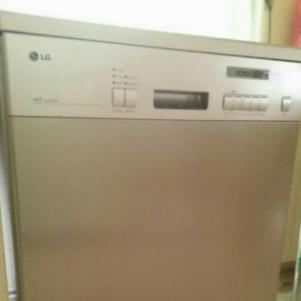 πλυντήριο πιάτων LG