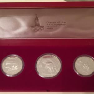 Κασετίνες Ολυμπιακοί Αγώνες Moscow