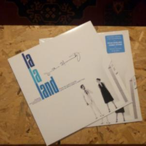 La La Land (Autographed Blue Vinyl)