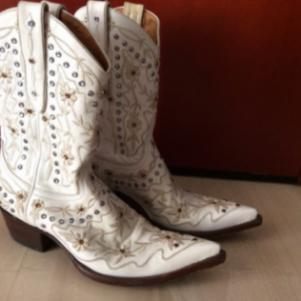 'Marlboro Classics' μπότες - Αυθεντικές δερμάτινες