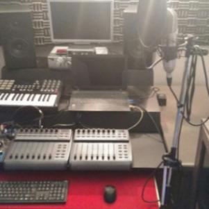 Home studio setup pack