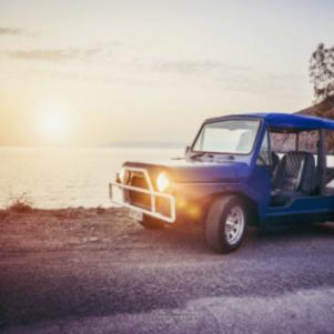 Mini moke Rover