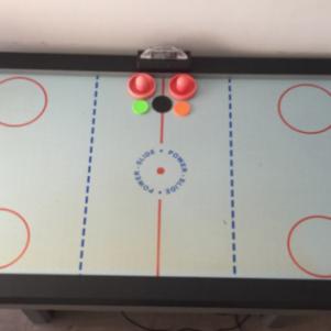 Air hockey επιδαπεδιο μεγαλο