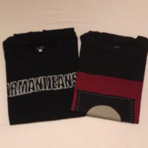 Μπλούζες Armani Jeans