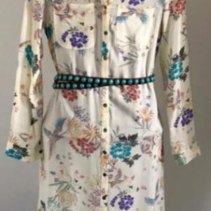 Φόρεμα-πουκαμίσα