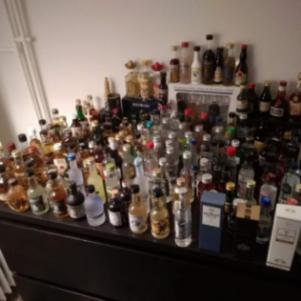 Συλλογή Μινιατούρες Ποτών