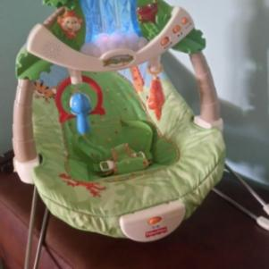 RELAX FISHER PRICE RARE